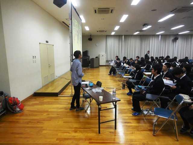 20161117_府立嵯峨野高校人権学習